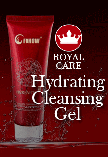Fohow Royal Care - Hydrating Cleansing Gel