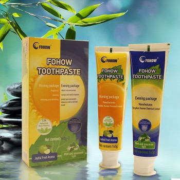 Fohow Cordyceps Day and Night Toothpaste
