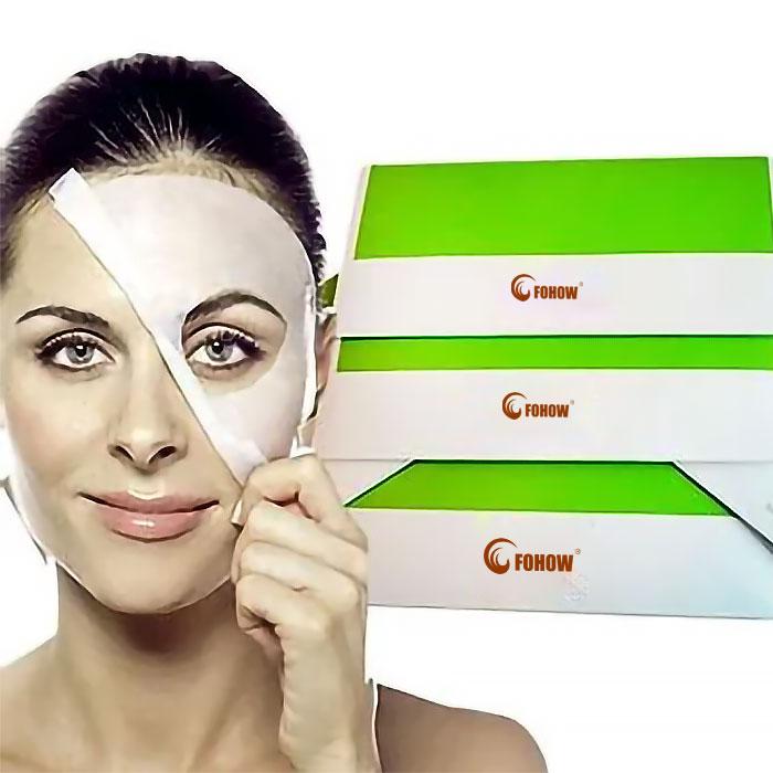 Moisturizing regenerating face mask (Pack of 10)
