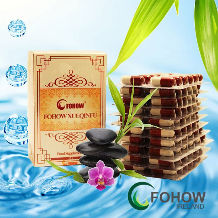 Fohow Xueqinfu Nattokinase Pills